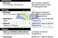 Indus Hospital Karachi Pakistan Jobs 2021 Application Form Download Eligibility Criteria