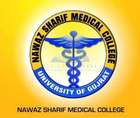 NSMC Nawaz Sharif Medical College Merit List 2015-16 For MBBS BDS DPT Final 1st and 2nd Merit Lists