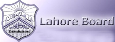 Lahore 9th Class Date Sheet 2017 Download For Bise Lahore Board Arts and Science Group