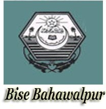 BISE Bahawalpur Board Matric 9th 10th Class Date Sheet 2017 Part 1, 2 BISEBWP