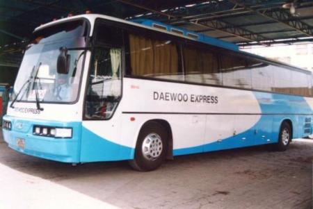 Sammi Daewoo Express and Premium Pakistan Address Contact and Phone Number