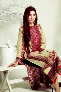 Bunto Kazmi Suite Kameez Kurti Shalwar Lawn Exclusive Design Ladies Summer Collection 2017