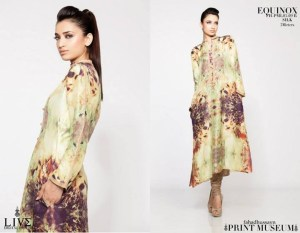 Best Ladies Designer Fahad Hussayn Suite Kameez Kurti Shalwar Lawn Fashionable Dresses Collection 2016 Pakistani