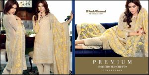 Gul Ahmed Ladies Lawn Pakistani Branded Dresses Collection 2016 Suite Kurti Salwar Kameez New Style Lawn Expensive