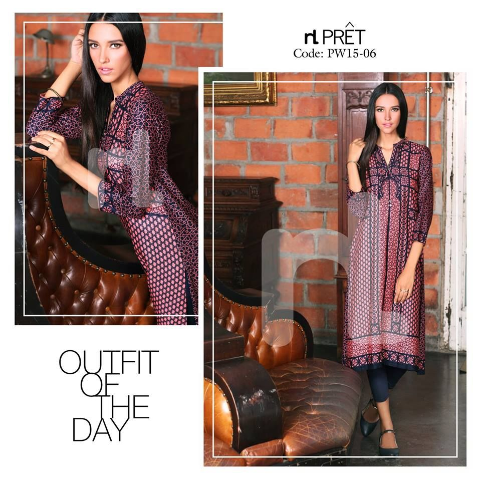 Nishat Linen Ladies Dresses Collection 2017 Kurti Salwar ...
