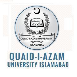 QAU Quaid-i-Azam University Islamabad Entry Test Answer Key Result 2017 Merit List Fee Structure