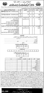 Family Welfare Assistants Jobs 2017 Male Female Population Welfare Department Kasur Online Application Form Last Date Schedule