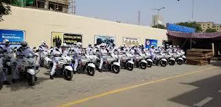 Sindh Traffic Police