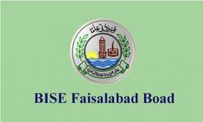 BISE Faisalabad Board Matric 9th 10th Class Roll Number Slips 2021