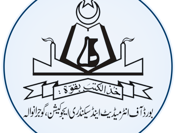 BISE Gujranwala Board Matric 9th 10th Class Roll Number Slips 2018