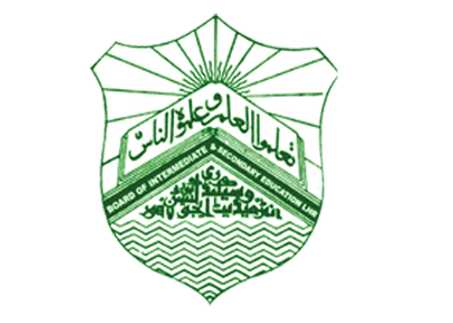 BISE Lahore Board Matric 9th 10th Class Roll Number Slips 2019
