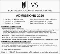 Karachi Indusvalley Entry Test 2020 Schedule And Dates Test Pattern Sample Papers Fee Structure