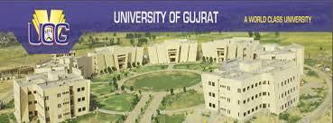 University of Gujrat UOG Admission Spring 2020 Online Registration