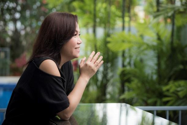 Charmaine Leung, memoir writer
