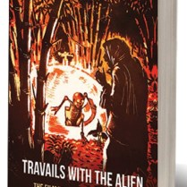Satyajit Ray's Book Travails with the Alien