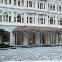 Raffles Hotel, 2019, Photo by Marc Nair