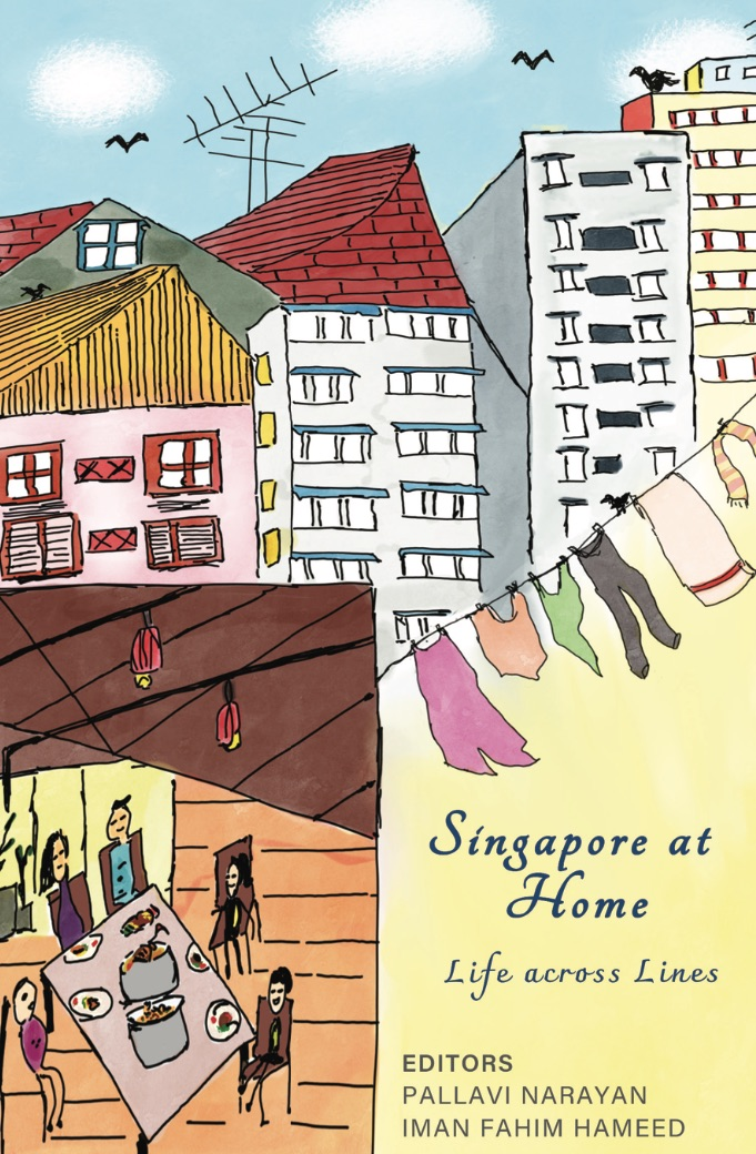 Kitaab releases new anthology, Singapore at Home: Life across Lines