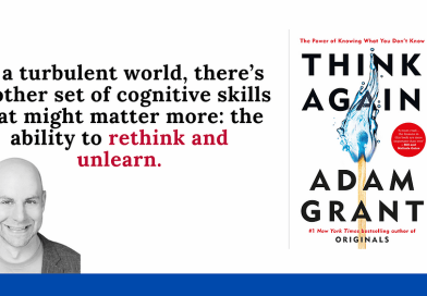 Think Again by Adam Grant – Book Summary in Hindi