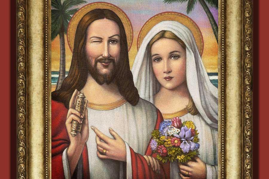 """""""Injil Isteri Yesus"""" Ternyata Palsu, Kata Profesor Harvard Mengakui"""