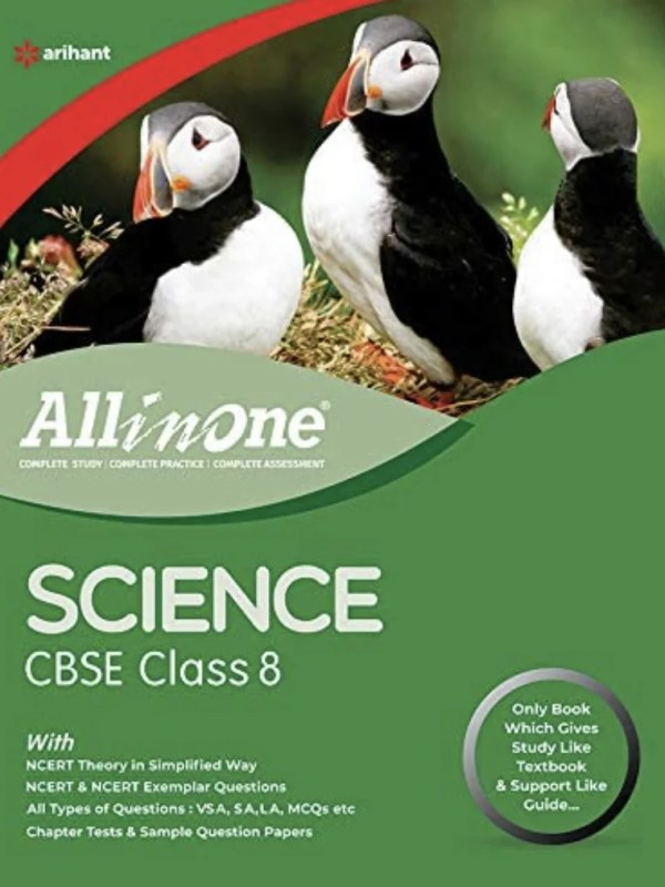 CBSE Science Class 8th (All In One NCERT Based)