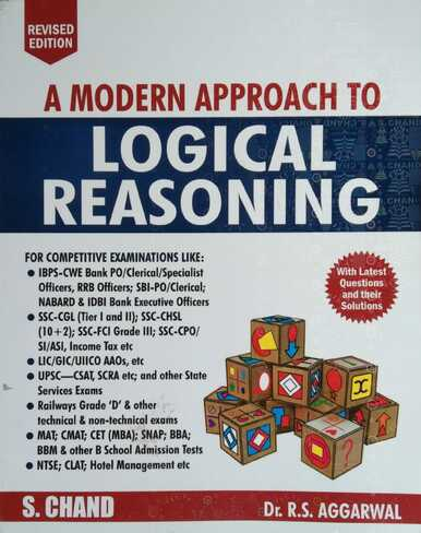 Schand Logical Reasoning : RS Aggarwal