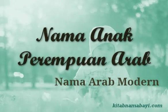 Nama Anak Perempuan Arab Modern