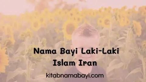 Nama Bayi Laki-Laki Islam Iran