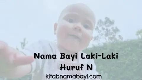 nama bayi laki-laki huruf N