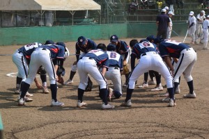 2017年6月11日 第41回関東連盟春季大会 決勝トーナメント2回戦vs横浜旭峰ポニー
