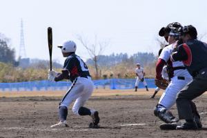 2018年3月25日 関東連盟春季大会(ポニー)vs新潟PBC