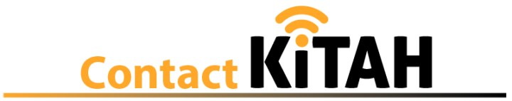 Contact Kitah Banner Graphic