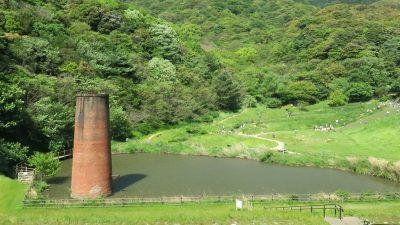 北九州の水道のはじまりどころ【小森江貯水池】