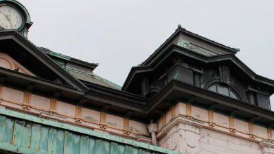 門司港駅バックステージツアー