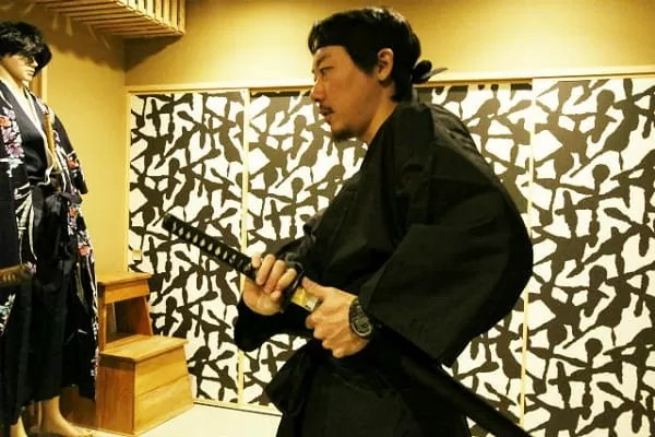 札幌で忍者体験!
