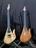 MM 2015 – Lava Drops fretless guitar