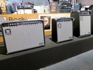 MM 2015 – Music Man amps by Markbass
