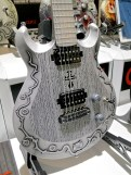 MM 2015 – Ogre all-magnesium guitar – body