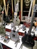 MM 2015 – Ogre all-magnesium guitars