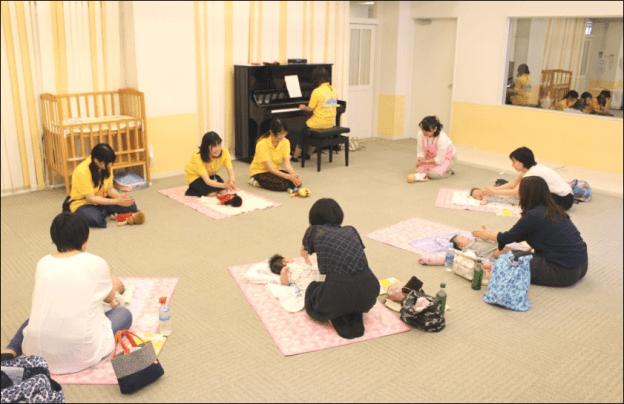 東京未来大学 ベビーマッサージ講座 無料