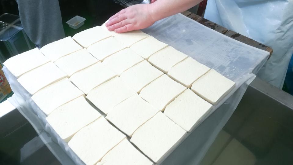 滋賀大豆と米原の水で作る おいしい豆腐 米原 北新豆腐店 豆腐製造 店頭・通信販売