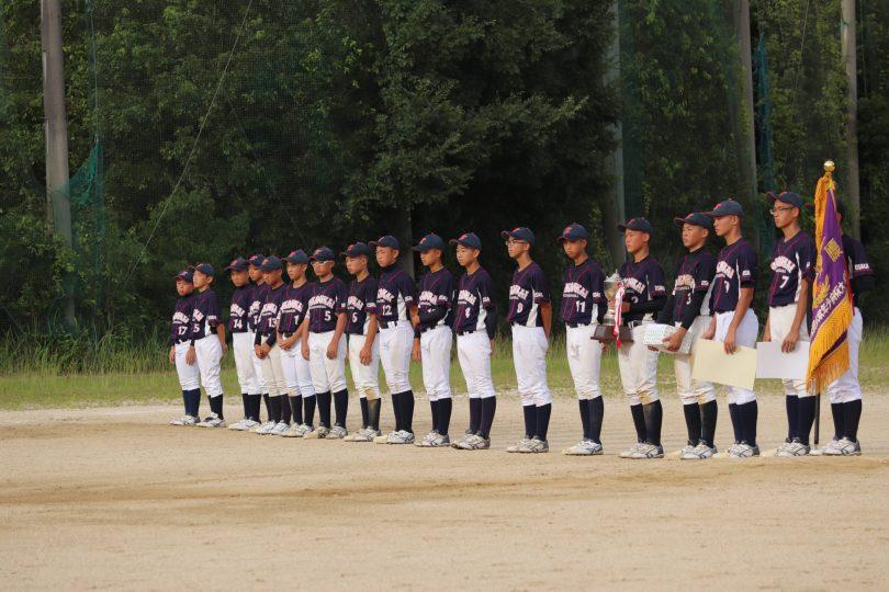 大阪府春季少年軟式野球大会 優勝
