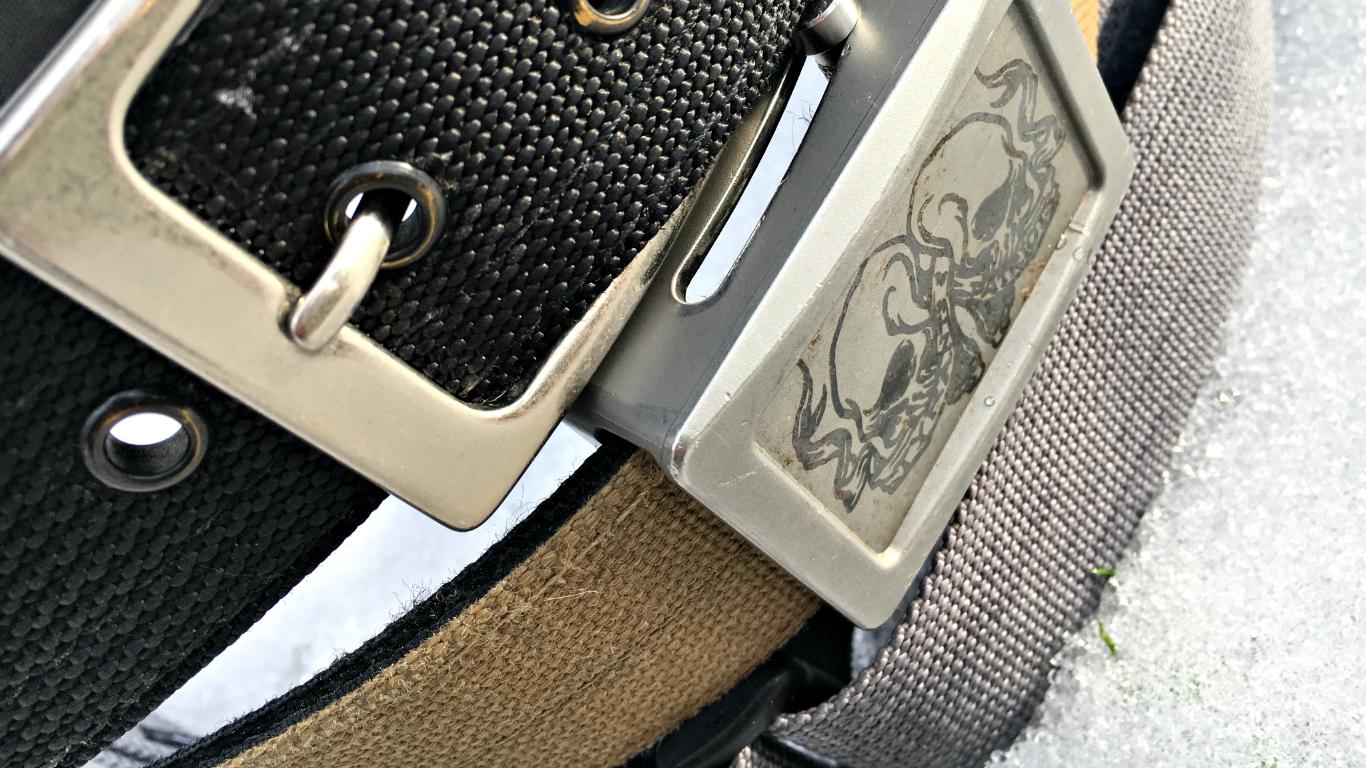 Kore Gun Belts Kit Badger Blue alpha gear 1.5″ cobra edc belt. kore gun belts kit badger