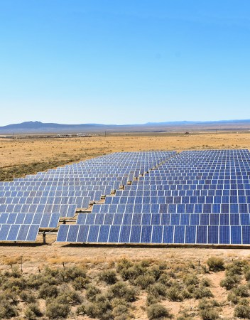 100  Daytime Solar Energy by 2022   Kit Carson Electric Cooperative In 2002  Luis A  Reyes  Jr   CEO of Kit Carson Electric Cooperative   KCEC strategically began to implement solar energy for the distribution  grid serving