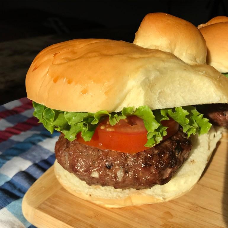 KitchAnnette Firecracker Burger 1
