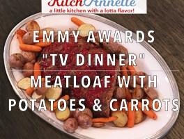 KitchAnnette TV Dinner Meatloaf Feature