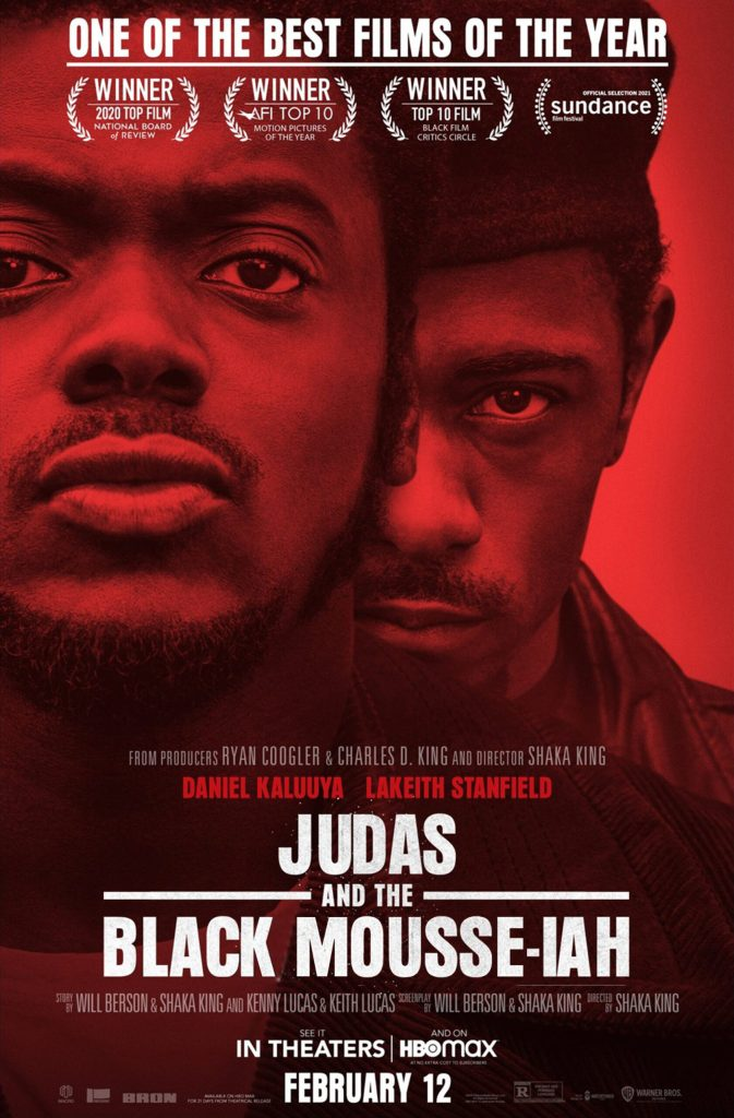 KitchAnnette Judas and the Black Mousse-iah poster