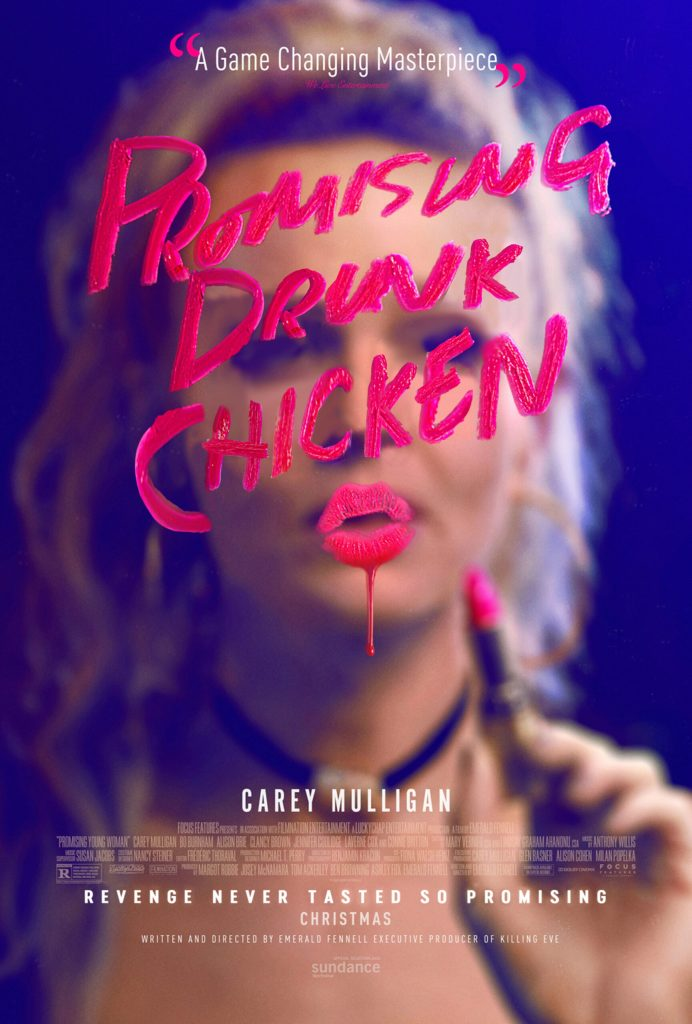 KitchAnnette Promising Drunk Chicken poster