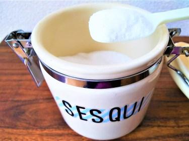 キッチンの換気扇フィルターにセスキ炭酸ソーダを使った掃除方法