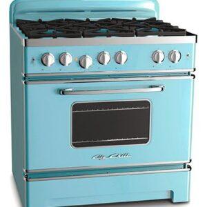 30 retro stove