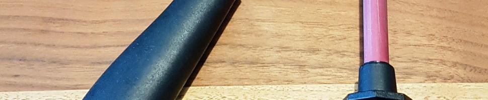 Messerschärfer Test – Der Böker Sieger Rubin muss zeigen was er kann
